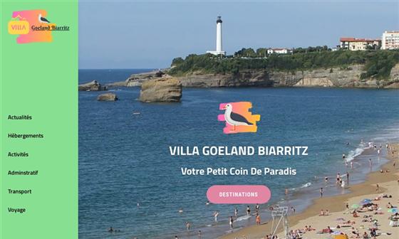 Recherche sur biarritz for Chambre de commerce biarritz