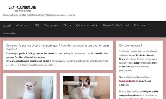 adopter chaton île de france