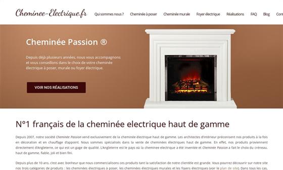 Cheminee Passion La Reference De La Cheminee Electrique