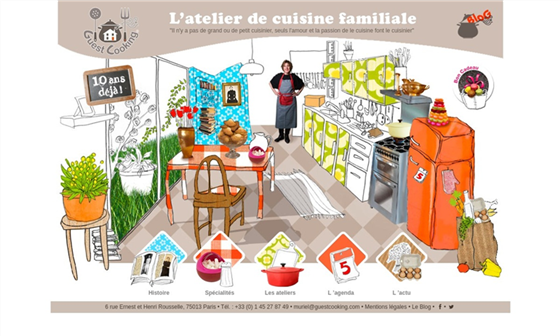 Cours de p tisserie macarons cours de cuisine paris - Cours de cuisine boulogne billancourt ...