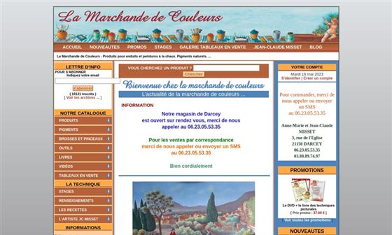 Recherche sur decorative - La marchande de couleur ...