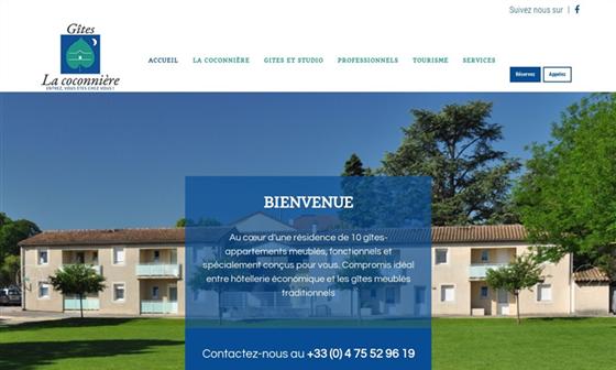 Résidence de Gîtes - Meublés, La Coconnière - Ardèche 781440eaf398