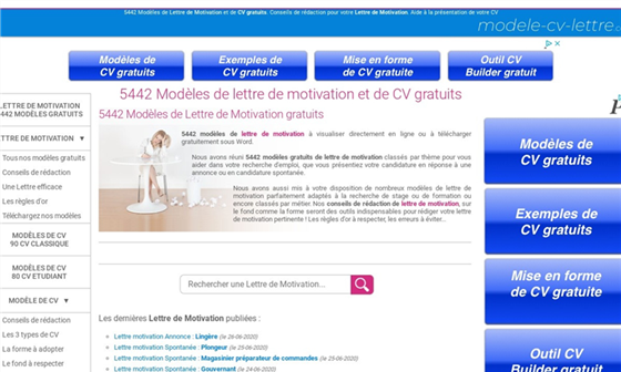 lettre motivation lyc u00e9e