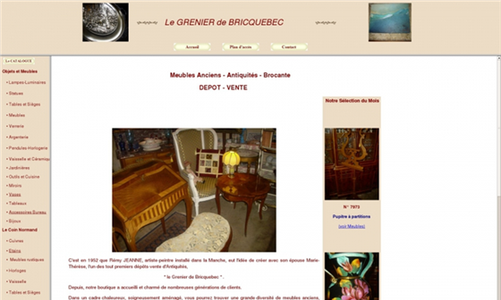 recherche sur vente d antiquites. Black Bedroom Furniture Sets. Home Design Ideas