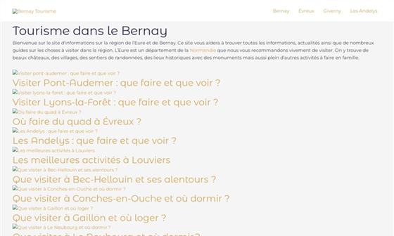 Recherche sur chorale - Office de tourisme bernay ...