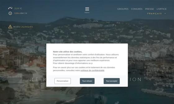 Cassis office de tourisme site officiel - Site officiel office de tourisme de cauterets ...