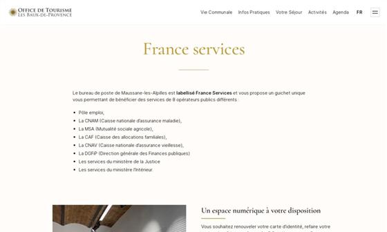 Les baux de provence tourisme - Office de tourisme les baux de provence ...