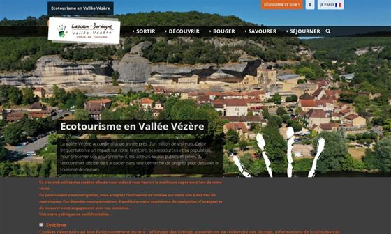 Office de tourisme lascaux dordogne vall e v z re - Office de tourisme vallee de la dordogne ...