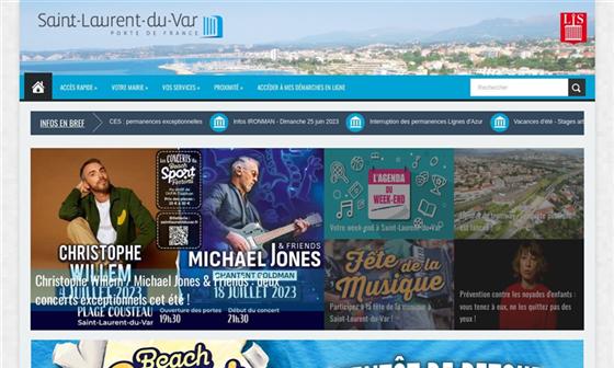 Office de tourisme de saint laurent du var - Office tourisme saint laurent du var ...