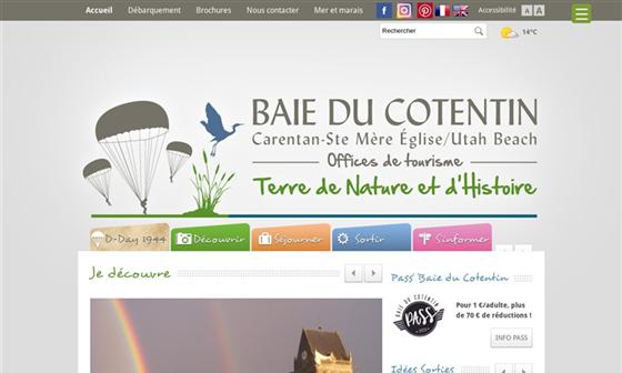 Recherche sur manche - Office du tourisme sainte mere eglise ...