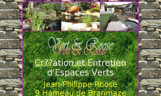 Recherche sur espaces verts for Offre espace vert