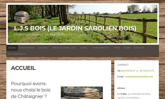 Recherche sur paysagiste for Entretien jardin sarthe