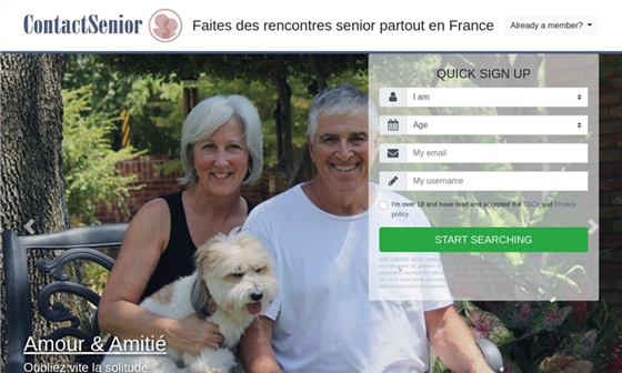 Site de rencontre seniors nancy