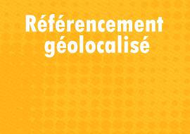 Annuaire géolocalisé